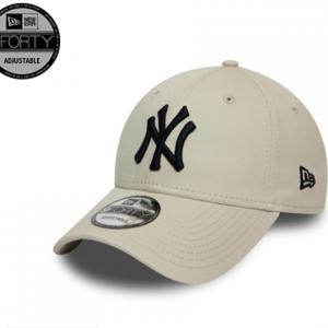 JERSEY New York Yankees grau New Era 9Forty Strapback Cap