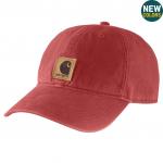 ODESSA CAP Burnt Barn Red