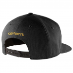 ASHLAND CAP Black Back