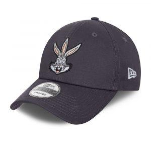 Bugs Bunny Looney Tunes Grey 9FORTY Cap