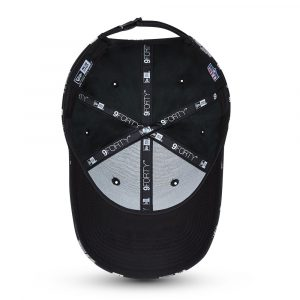 Las Vegas Raiders Black Script 9FORTY Cap