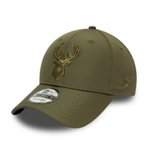 Milwaukee Bucks Tonal Nylon Green 9FORTY Cap